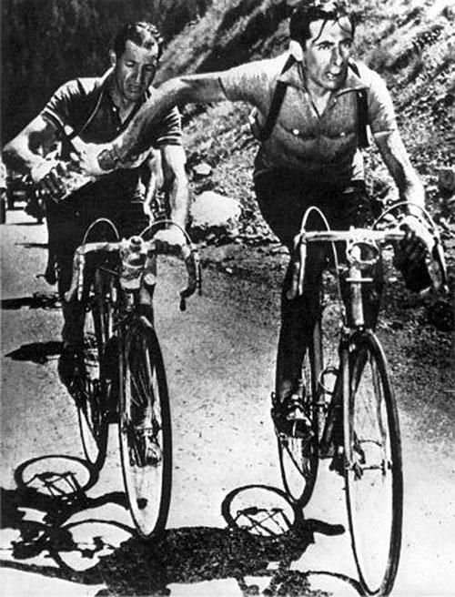Dolfi hi-fi - Coppi e Bartali al Giro d'Italia