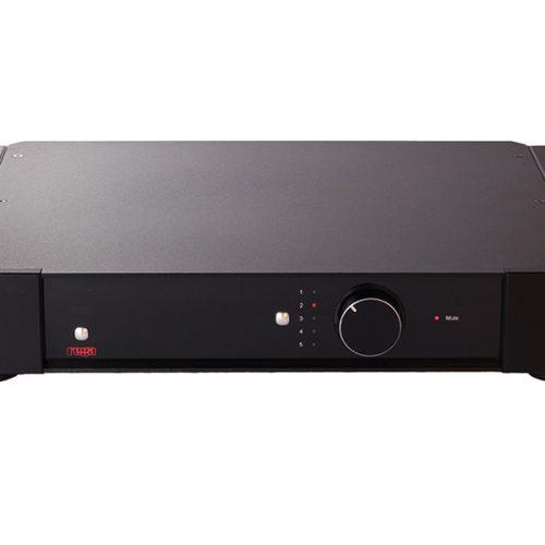 Amplificatore integrato Rega ELEX-R 2x72W offerta promozione sconto scontato outlet telecomando Solaris e stadio phono MM