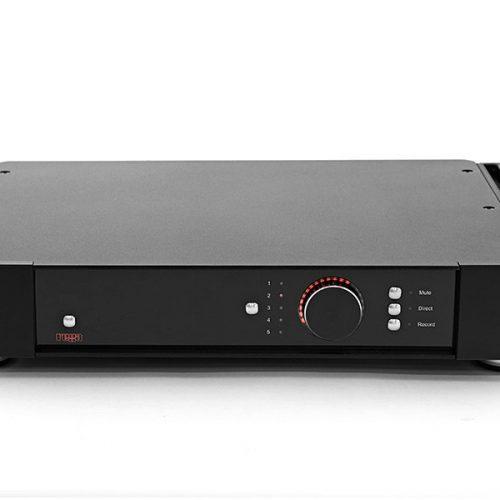 Amplificatore integrato Rega OSIRIS 2x160 watt offerta promozione sconto scontato outlet telecomando Solaris e stadio phono MM