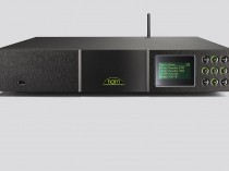 555PS 555 PS NETWORK PLAYER NAIM NDS B OFFERTA PROMOZIONE SCONTO SCONTATO OUTLET lettore di rete audiophile (escluso alimentatore)che consente streaming audio da un server UPnP, l'ascolto di radio internet, il collegamento ad iPod, iPhone, iPad o memoria USB, tre ingressi digitali S/PDIF ne completano la versatilità e l'ascolto di sorgenti audio digitali nero pz convenzionali. Collegamento LAN cablato e Wireless. Comandabile da telecomando, da iPhone e iPad. RICHIEDE ALIMENTAZIONE esterna XP5 XS, XPS o 555 PS.Richiede cavo S- XPS Burndy (incluso nel XP5S e XPS)