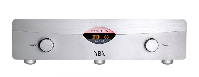 YBA integrated amplifier IA350 high-end dolfi hifi firenze offerta