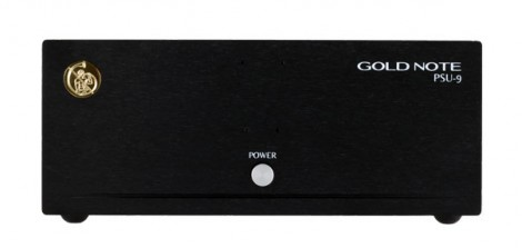Alimentatore PSU Gold Note PSU9 offerta sconto outlet dolfihifi dolfi firenze high-end hi-fi hifi