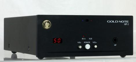 Amplificatore per cuffie Gold Note HP7 offerta sconto outlet dolfihifi dolfi firenze high-end hi-fi hifi