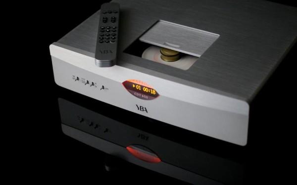 Yba cd transport passion cdt450 high-end dolfi hifi firenze