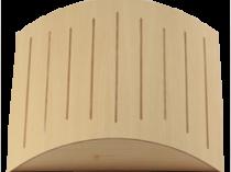 Vicoustic Poli Wood Fuser pannello acustico diffondente dolfi hifi firenze trattamento acustico hifi high-end