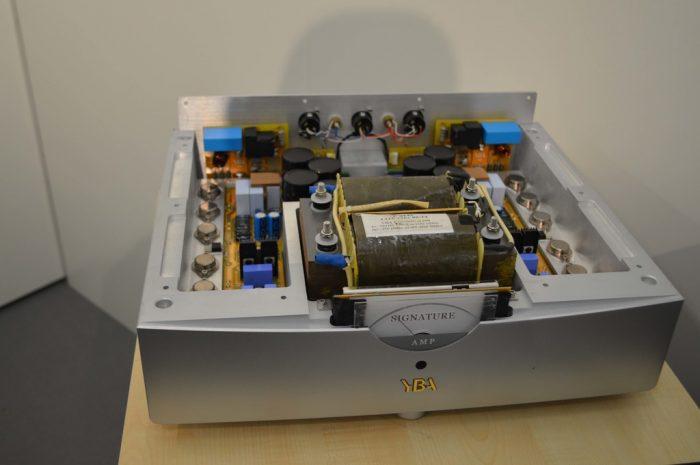 YBA Signature power amplifier finale di potenza high-end dolfi hifi firenze