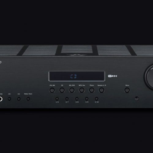 Sintoamplificatore stereo FM/AM - 85W - 2 set di uscite diffusori - Tuner RDS con 30 preselezioni - Stadio phono MM - ingresso 3,5mm sul pannello frontale - telecomando topaz sr10 sr 10 audio offerta promozione sconto scontato outlet
