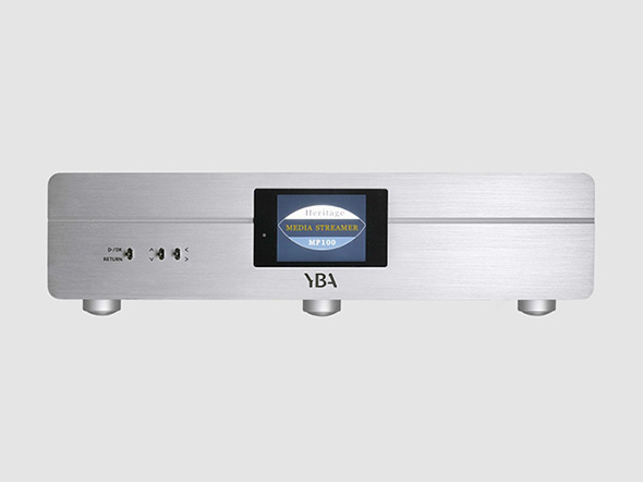 YBA Heritage Media Streamer MP100 Dolfi hifi Firenze