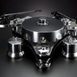 Giradischi Transrotor JR turntable konstant psu dolfi hifi high-end firenze italy