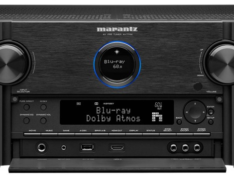 Marantz Av7702 audiovisual preamplificatore dolby atmos dolfi hifi dolfihifi firenze high-end cinema