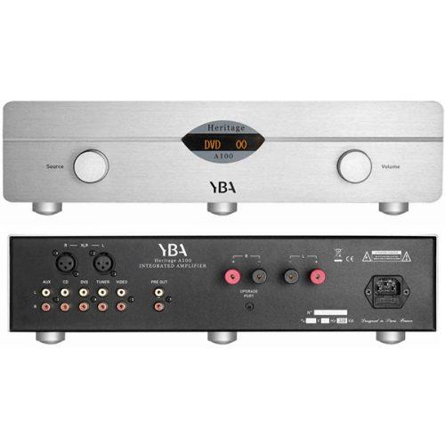 YBA heritage a100 iamplificatore integrato stereo hifi dolfi hifi firenze