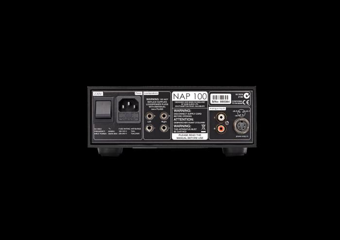 Naim NAP100 NAPO 100 amplificatore finale di potenza stereo promozione offerta sconto outlet dolfihifi dolfi firenze high-end hi-fi hifi