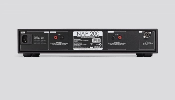 Naim NAP 200 NAP200 amplificatore finale di potenza stereo promozione offerta sconto outlet dolfihifi dolfi firenze high-end hi-fi hifi