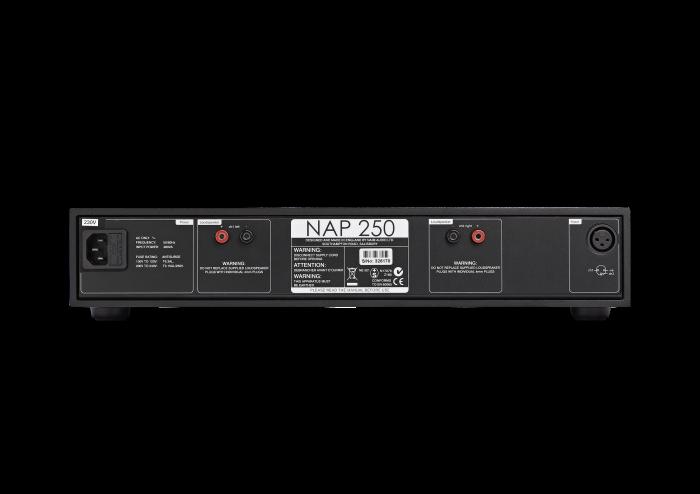 Naim NAP 250 NAP250 amplificatore finale di potenza stereo promozione offerta sconto outlet dolfihifi dolfi firenze high-end hi-fi hifi