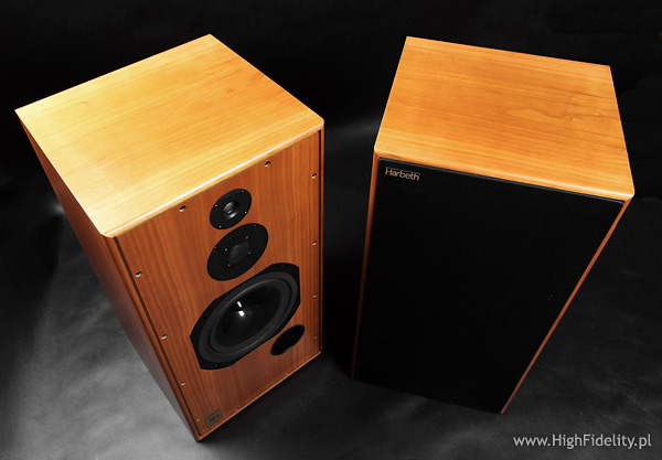 Harbeth Super HL5plus High-end firenze hifi