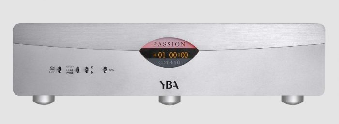 Yba cd transport passion cdt450 high-end dolfi hifi firenze