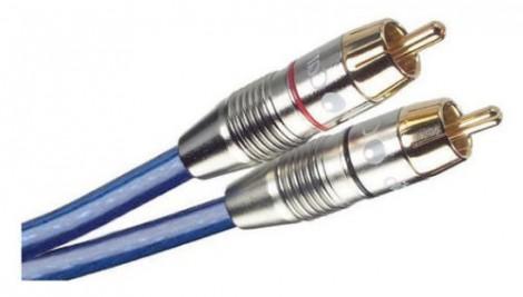 Cavo di interconnessione analogico 2ph-2ph - spinotti in metallo - lunghezza 1 mt cavetto interconnessione segnale audio analogico cambridge audio promozione offerta sconto scontato outlet occasione