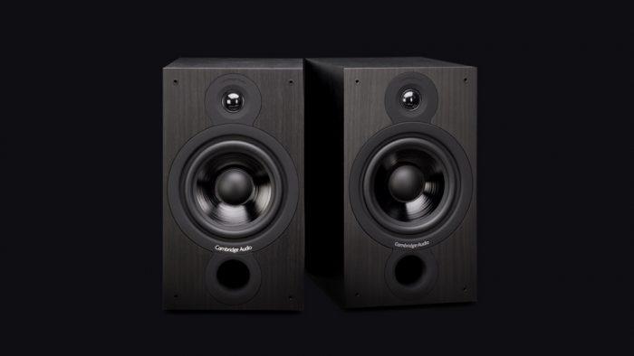 SX60 SX 60 diffusore bookshelf o da stand, 2 vie, 100W coppia casse cassa acustica acustiche diffusori acustici cambridge audio offerta promozione sconto sconatto scontate outlet occasione firenze dolfi