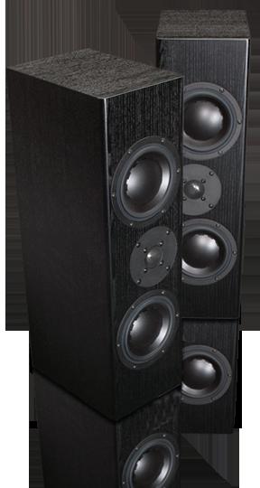 Coppia casse acustiche totem acoustic model 1 twin dolfi hi fi firenze vendita e permuta - Casse acustiche design ...