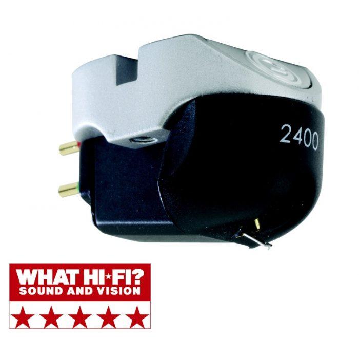 testina Goldring 2400 MM Movin Magnet cartridge stereo dolfi hifi dolfihifi high-end firenze promozione offerta sconto scontata