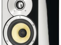 "CM1S2 CM1 CM 1 S2 Bowers & Wilkins B&W COPPIA CASSA ACUSTICA DIFFUSORI ACUSTICI CASSE ACUSTICHE DIFFUSORE ACUSTICO OFFERTA PROMOZIONE SCONTO SCONTATO OCCASIONE OUTLET DOLFI FIRENZE HI FI HIGH END TOSCANA ITALIA Diffusori Main - Frontali Serie CM: diffusore 2 vie, bass reflex con tecnologia ""Flow Port System"". Tweeter da 25mm a cupola metallica con caricamento a condotto Nautilus. Woofer/midrange da 130mm in Kevlar. 30-100W. Dimensioni LxHxP 165x280x255mm."