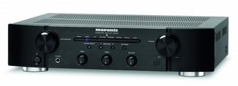 PM6005 PM 6005 AMPLIFICATORE MARANTZ OFFERTA PROMOZIONE SCONTO SCONTATO OCCASIONE OUTLET DOLFI FIRENZE HI FI HIGH END TOSCANA ITALIA sezioni di preamplificazione ed amplificazione a componenti discreti per un suono più raffinato e PM6005 dettagliato, 2 x 45 Watt (8 Ohm RMS), Current Feedback, Trasformatore toroidale, Ingressi digitali (ottico e coassiale), Funzione Source Direct, Controllo toni, 6 ingressi compresso Fono S/G MM, Uscita cuffia, Marantz D-Bus, nuovo telecomando di sistema