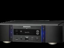 NA11S1 NA11-S1 NA-11S1 MARANTZ OFFERTA PROMOZIONE SCONTO SCONTATO OCCASIONE OUTLET DOLFI FIRENZE HI FI HIGH END TOSCANA ITALIA Lettore di rete Reference con qualità audio Premium, riproduzione file FLAC 192/24, WAV 192/24, supporta riproduzione Gapless, Internet Radio e servizi Streaming Service disponibili via Ethernet, convertitore D/A 192kHz/24bit High Current Audiophile, originale filtro digitale DSP PEC777, circuiti analogici con Marantz HDAM®-SA2 e HDAM®, trasformatore toroidale, rigido telaio con piastra superiore in alluminio di 5mm di spessore e telaio placcato rame, Porta USB-B funzionante in modalità asincrona e risoluzione 192kHz/24bits, Streaming musicale AirPlay da PC/MAC or iDevice, Uscita bilanciata XLR, Display a 3 linee OLED ad alto contrasto e ampio SG angolo di visione, Porta USB-A frontale per la riproduzione digitale da un iPod/iPhone o dispositivo USB, ricarica di iPad, Certificato DLNA ver. 1.5 DMP (Digital Media Player) & DMR (Digital Media Renderer), Modalità DAC con 3 ingressi digitali (USB-B, Coassiale, Ottico), Operatività remota con App e controllo di amplificatore e lettore CD Marantz con connessione RC-5