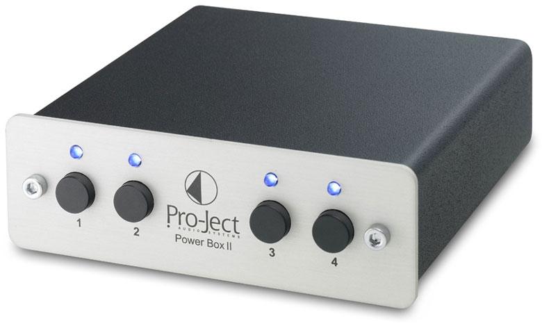powerbox II PROJECT PRO-JECT OFFERTA PROMOZIONE SCONTO SCONTATO OCCASIONE OUTLET DOLFI HI-FI FIRENZE HI FI FIDELITY HIGH END TOSCANA ITALIA Pro-Ject Power Box II Alimentatore Box line Serie Box Design: stadio di alimentazione separato per 4 componenti BOX Design (No AMP, Stereo BOX e SE). 16V/AC - 1A. Dimensioni: 103x38mm (LxA).