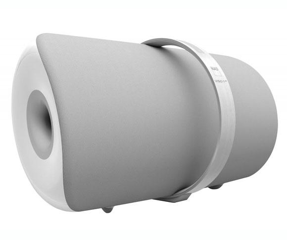 VISO1AP VISO 1 AP NAD OFFERTA PROMOZIONE SCONTO SCONTATO OCCASIONE OUTLET DOLFI HI-FI FIRENZE HI FI FIDELITY HIGH END TOSCANA ITALIA Compatto ed elegante, ma con caratteristiche tecniche e possibilità d'uso che ci permettono di utilizzarlo come un piccolo sistema audio. É il Viso 1 AP, naturale evoluzione della prima versione del Viso 1 (ancora in catalogo) che ora è compatibile con AirPlay e mantiene lo streaming Bluetooth aptX. Si aggiunge una porta USB alla quale collegare tutti i dispositivi audio digitali: da questa è possibile anche ricaricare iPod, iPad e iPhone. É presente anche un ingresso in formato digitale ottico che gestisce audio a 24bit/96kHz. In questa versione è stata aggiunta anche una connessione Ethernet. In pratica il Viso 1 AP diventa il riferimento per tutta la casa non solo di smartphone e tablet ma anche dell'audio dal computer e della rete locale, sia cablata che wireless. A gestire questi file una sezione di conversione D/A a 24bit/96kHz, amplificatore da 2x15 watt per full-range e 50 watt al subwoofer. Gli altoparlanti sono una coppia di full-range da 70 mm con cono in alluminio e subwoofer da 140 mm. Sistema Musicale Wireless Air Play e Bluetooth APTX, DAC USB Wireless 24/96 Colori disponibili: Black, White Uscite : 1 Uscita component, porta USB per aggiornamenti SCHEDA TECNICA Tipo: sistema audio wireless Ingressi digitali: USB, coassiale, Ethernet Ingressi wireless: AirPlay, Bluetooth aptX Convertitore D/A: 24bit/96kHz Amplificatore: 2x15+1x50 watt Altoparlanti: 2 full range da 70 mm, subwoofer da 140 mm Massima pressione sonora: 100 dB Dimensioni (LxAxP): 488x261x300 mm Peso: 5,6 kg