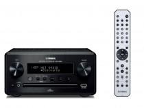 CRXN560 CRX-N560 MCRN560 MCR-N560 CD COMPACT DISC SINTOAMPLI SINTOAMPLIFICATORE NETWORK DI RETE PLAYER INTEGRATO AUDIO/VIDEO YAMAHA OFFERTA PROMOZIONE SCONTO SCONTATO OCCASIONE OUTLET DOLFI HI-FI FIRENZE HI FI FIDELITY HIGH END TOSCANA ITALIA Sintoamplificatore CD CRX-N560: Network, (Airplay, app controllo), connessione digitale iPod, Musica Enhancer, potenza 32W x 2, porta USB, uscita Subwoofer, LxAxP 215x110x288 mm, 2,7 kg. Sistema audio Network che permette di ampliare le possibilità di ascolto dei propri brani musicali. Riproduce sorgenti in alta risoluzione, e unisce elevata qualità audio a un design estremamente elegante. Selezionate le sorgenti preferite dalla rete domestica Il CRX-N560 vi permette di ascoltare le tradizionali sorgenti come CD, radio e USB, ma è dotato anche di funzioni network che permettono di espandere le proprie possibilità di ascolto. Potete infatti collegarvi alla rete domestica ed ascoltare musica da PC o NAS, inviare musica in streamoing da sorgenti online e provare migliaia di stazioni radio via Internet. Potete inoltre inviare la vostra musica presente nel vostro smartphone o tablet. Compatibilità con segnali FLAC/WAV 192kHz/24-bit Con la compatibilità con segnali audio FLAC/WAV 192kHz/24bit, l' CRX-N560 permette di riprodurre i contenuti scaricati da siti musicali in formato FLAC o WAV.Le tecnologie Yamaha, perfezionate nel corso degli anni assicurano elevata stabilità e affidabilità. La funzione AirPlay permette lo streaming di musica da Mac, PC, iPod, iPhone e iPad Niente più cavi! AirPlay vi permette di riprodurre musica senza l'utilizzo di cavi da iPod / iPhone / iPad. Utilizzando la tecnologia Compressed Music Enhancer potrete ascoltare sorgenti di musica compressa in elevata qualità. App NETWORK PLAYER CONTROLLER per controllo agevole da smartphone e tablet. Scaricate l'app Yamaha NETWORK PLAYER CONTROLLER e utilizzatela per selezionare sorgente e brano dal vostro dispositivo o per visualizzare le informazione su musica e alb