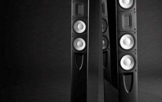Speakers raidho X3 Hi-End Dolfi hifi firenze prova di ascolto