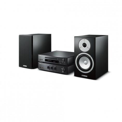 """Proiettore sonoro digitale di rete Yamaha MCRN670D DAB DAB+ MUSICCAST MUSIC CAST LOUDSPEAKER MULTIMEDIA & STREAMING WIFI WI-FI WI FI WIRELESS SPEAKER Sistema audio integrato Sintoamplificatore streamer audiovideo Audio MODULO FM DAB FM/DAB+ alimentazione FM TUNER PREAMPLI PREAMPLIFICATORE STEREO STADIO PHONO MULTIMEDIA WIRELESS SPEAKERS PROEITTORE SONORO CANALE CENTRALE LETTORE CD COMPACT DISC SINTONIZZATORE SINTOAMPLI SINTOAMPLIFICATORE AMPLIFICATORE INTEGRATO sistema audio integrato INTEGRATED AMPLIFIER COPPIA DIFFUSORE ACUSTICO DIFFUSORI ACUSTICI CASSA ACUSTICA CASSE ACUSTICHE AUDIO/VIDEO OFFERTA PROMOZIONE SCONTO SCONTATO OCCASIONE OUTLET DOLFI HI-FI FIRENZE HI FI FIDELITY HIGH END TOSCANA ITALIA Sistema HiFi di rete Grand PianoCraft MCR-N670/ N870 Sistema Micro Component Suono naturale ed estremamente musicale eredità dei componenti da HiFi Yamaha. - Amplificatore digitale PWM - ESS DAC 32 bit ad alte prestazioni Funzione USB DAC (MCR-N870) Diffusori in elegante finitura """"Piano"""" con diaframmi in alluminio (MCR-N870) [Amplificatore integrato A-670] • Potenza massima in uscita: 65 W + 65 W (6 Ω, 1 kHz, THD 10%) • Consumo energetico in standby: 0,4 W • Dimensioni (L × A × P): 314 × 70 × 342 mm • Peso: 3,3 kg [Lettore compact disc CD-NT670/NT670D] • Consumo energetico in standby: 2,0 W • Dimensioni (L × A × P): 314 × 70 × 338 mm (con antenna estesa: 314 × 142 × 338 mm) • Peso: 2,9 kg [Sistema di diffusori NS-BP301] • Unità diffusore: tweeter con cupola morbida 3 cm, woofer a cono 13 cm • Dimensioni (L × A × P): 176 × 310 × 297 mm • Peso: 4,6 kg"""