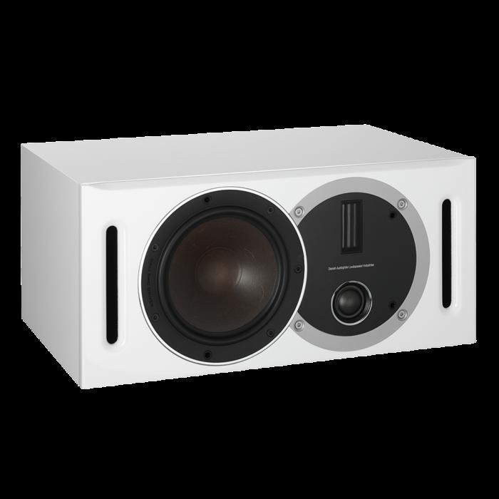 OPTICON VOKAL OPTICONVOKAL DALI LOUDSPEAKER MULTIMEDIA & WIRELESS SPEAKERS Sintoamplificatore streamer audiovideo Audio MODULO FM DAB FM/DAB+ alimentazione FM TUNER PREAMPLI PREAMPLIFICATORE STEREO STADIO PHONO MULTIMEDIA WIRELESS SPEAKER CANALE CENTRALE LETTORE CD COMPACT DISC SINTONIZZATORE SINTOAMPLI SINTOAMPLIFICATORE AMPLIFICATORE INTEGRATO INTEGRATED AMPLIFIER COPPIA DIFFUSORE ACUSTICO DIFFUSORI ACUSTICI CASSA ACUSTICA CASSE ACUSTICHE AUDIO/VIDEO OFFERTA PROMOZIONE SCONTO SCONTATO OCCASIONE OUTLET DOLFI HI-FI FIRENZE HI FI FIDELITY HIGH END TOSCANA ITALIA diffusore centrale bass reflex a due vie e mezzo. Le misure sono 201 x 435 x 312 mm, con un peso di 8,8 chilogrammi. Il suono viene riprodotto mediante l'utilizzo di un tweeter a nastro da 17 x 45 mm, un tweeter a cupola da 28 mm ed un woofer Wood Fibre Cone da 16,5 cm. La risposta in frequenza è compresa tra 47Hz e 32kHz, con un'impedenza di 4 Ohm ed una pressione sonora di 109dB. La potenza raccomandata, per l'amplificatore, è compresa tra 30 e 150W, mentre la distanza da muro consigliata varia da 0 a 30 centimetri.
