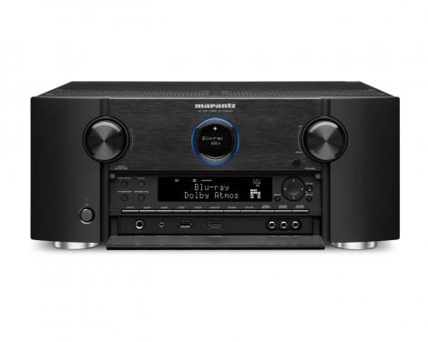 AV7702MKII AV 7702 MK II MK2 MK 2 MARANTZ AMPLIFICATORE FINALE DI POTENZA STEREO MONO Proiettore sonoro digitale di rete LOUDSPEAKER MULTIMEDIA & STREAMING WIFI WI-FI WI FI WIRELESS SPEAKER streamer audiovideo Audio MODULO FM DAB FM/DAB+ alimentazione FM TUNER PREAMPLI PREAMPLIFICATORE STEREO STADIO PHONO MULTIMEDIA WIRELESS SPEAKERS PROEITTORE SONORO CANALE CENTRALE LETTORE CD COMPACT DISC SINTONIZZATORE SINTOAMPLI SINTOAMPLIFICATORE AV A/V AUDIO VIDEO SINTOAMPLIFICATORI AMPLIFICATORE INTEGRATO sistema audio integrato INTEGRATED AMPLIFIER COPPIA DIFFUSORE ACUSTICO DIFFUSORI ACUSTICI CASSA ACUSTICA CASSE ACUSTICHE AUDIO/VIDEO RIBASSI OFFERTA PROMOZIONE SCONTO SCONTATO OCCASIONE OUTLET DOLFI HI-FI FIRENZE HI FI FIDELITY HIGH END TOSCANA ITALIA Preamplificatore 11.2 con tecnologie Marantz HDAM e Current Feedback, WiFi, Bluetooth, Dolby Atmos (7.1.4), DTS:X, Audyssey DSX, DTS Neural:X 11.1, Uscite pre 13.2 ( 11.2 XLR) con elaborazione 11.2, DAC 192kHz / 32 bit, Riduttore di Jitter, Audyssey MultEQ XT 32 / LFC Pro, HDMI 2.0 (4k full rate), 7+1in / 3out HDMI (3D / ARC / Zona), HDCP 2.2 con HDR, Video pass through, GUI sovraimpressa, scaling fino a 4k (full rate), Streaming di rete, Riproduzione di file Apple lossless, Gapless, FLAC HD 192/24, DSD, AirPlay, Spotify Connect, Internet radio, Ingresso USB compatibile iPod/iPhone, Ingresso Phono MM, Controllo IP e RS 232, Smart Select, Telecomando programmabile, possibilità di upgrade Auro-3D® : la nuova generazione di standard audio tri-dimensionale (costo € 149,-)