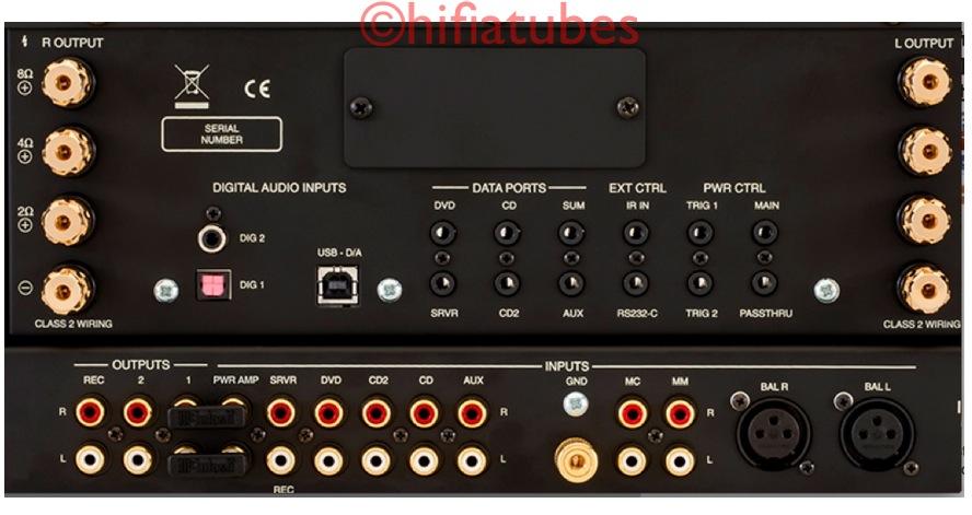 Amplificatore Integrato Mcintosh Ma6700 Dolfi Hi Fi