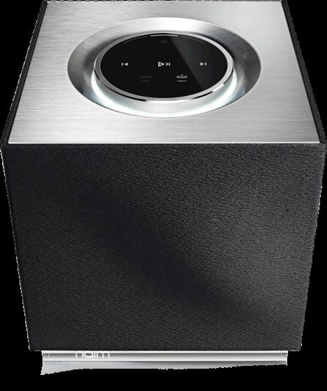 NAIM MUSO QB MUSOQB AMPLIFICATORE FINALE DI POTENZA STEREO MONO Proiettore sonoro digitale di rete LOUDSPEAKER MULTIMEDIA & STREAMING WIFI WI-FI WI FI WIRELESS SPEAKER streamer audiovideo Audio MODULO FM DAB FM/DAB+ alimentazione FM TUNER PREAMPLI PREAMPLIFICATORE STEREO STADIO PHONO MULTIMEDIA WIRELESS SPEAKERS PROEITTORE SONORO CANALE CENTRALE diffusore centrale LETTORE CD COMPACT DISC SINTONIZZATORE SINTOAMPLI SINTOAMPLIFICATORE AV A/V AUDIO VIDEO SINTOAMPLIFICATORI AMPLIFICATORE INTEGRATO sistema audio integrato INTEGRATED AMPLIFIER DIFFUSORE ACUSTICO coppia DIFFUSORI ACUSTICI CASSA ACUSTICA CASSE ACUSTICHE AUDIO/VIDEO SPECIAL EDITION SE SERVER DI RETE MUSICALE MUSICA MUSIC RIBASSI OFFERTA PROMOZIONE SCONTO SCONTATO OCCASIONE OUTLET DOLFI HI-FI FIRENZE HI FI FIDELITY HIGH END TOSCANA ITALIA Streamer monoblocco con 7 altoparlanti e 5 amplificatori incorporati per un totale di 300 watt !!! Piccolo cubo di appena 210 x 218 x 212 mm, costruzione in materiali pregiati e leggeri 5,6 Kg. Fa parte del sistema multiroom Naim, ma funziona anche stand alone. Ingressi digitale ottico e analogico line. Player USB. Streamer: UPnP, Air Play, Spotify, Tidal,Internet Radio, Bluetooth aptX Decodec: WAW, FLAC, AIFF,ALAC,MP3,AAC,OGG ,WMA. Descrizione del prodotto Presentato al CES a Las Vegas all' inizio di Gennaio 2016 e per l' Italia nel nostro negozio di Firenze in data 23 Gennaio 2016, Mu-so Qb condivide lo stesso DNA del sistema wireless Mu-so originario, tutto intuitivamente creato in un cabinet compatto. Controllato da un potente cervello audio, Mu-so Qb è ricco si caratteristiche peculiari tutte progettate nei nostri laboratori di Salisbury, Inghilterra. È un vero gioiello di ingegneria sonora. Facile da controllare e da collegare, Mu-so Qb produce ben 300 watt per regalarvi la vostra musica con un suono che supera le sue piccole dimensioni. Le sue avanzate possibilità di connessione includono Airplay, Bluetooth®/aptX®, Spotify Connect®, TIDAL, UPnP™ , Internet radio, USB, 
