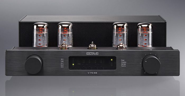 Octave amplificatore a valvole integrato V40SE Ottave special edition dolfihifi dolfi hi- end dolfi hifi viale rosselli 23 firenze sconti prezzi speciali offerta