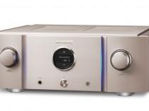 MARANTZ PM10  MARANTZ AMPLIFICATORE FINALE DI POTENZA STEREO MONO Proiettore sonoro digitale di rete  LOUDSPEAKER MULTIMEDIA & STREAMING WIFI WI-FI WI FI WIRELESS SPEAKER streamer audiovideo Audio MODULO FM DAB FM/DAB+ alimentazione FM TUNER PREAMPLI PREAMPLIFICATORE STEREO STADIO PHONO MULTIMEDIA WIRELESS SPEAKERS PROEITTORE SONORO CANALE CENTRALE LETTORE CD COMPACT DISC SINTONIZZATORE SINTOAMPLI SINTOAMPLIFICATORE AV A/V AUDIO VIDEO SINTOAMPLIFICATORI AMPLIFICATORE INTEGRATO sistema audio integrato INTEGRATED AMPLIFIER COPPIA DIFFUSORE ACUSTICO DIFFUSORI ACUSTICI CASSA ACUSTICA CASSE ACUSTICHE AUDIO/VIDEO RIBASSI OFFERTA PROMOZIONE SCONTO SCONTATO OCCASIONE OUTLET DOLFI HI-FI FIRENZE HI FI FIDELITY HIGH END TOSCANA ITALIA Special Edition dell'amplificatore PM14 con migliorie acustiche, coperchio in alluminio da 5mm, nuovi piedini • 90 Watts RMS 8 ohm / 140 Watts RMS 4 Ohms, condensatori speciali Marantz mutuati dalla serie KI Pearl e diodi speciali per un'alimentazione più veloce eminore distorsione, tranformatoretoroidale,MarantzHDAM-SA2&SA3,Constantcurrent-feedbackPhonoMM/MC EQ con V/I servo, Power Amp direct