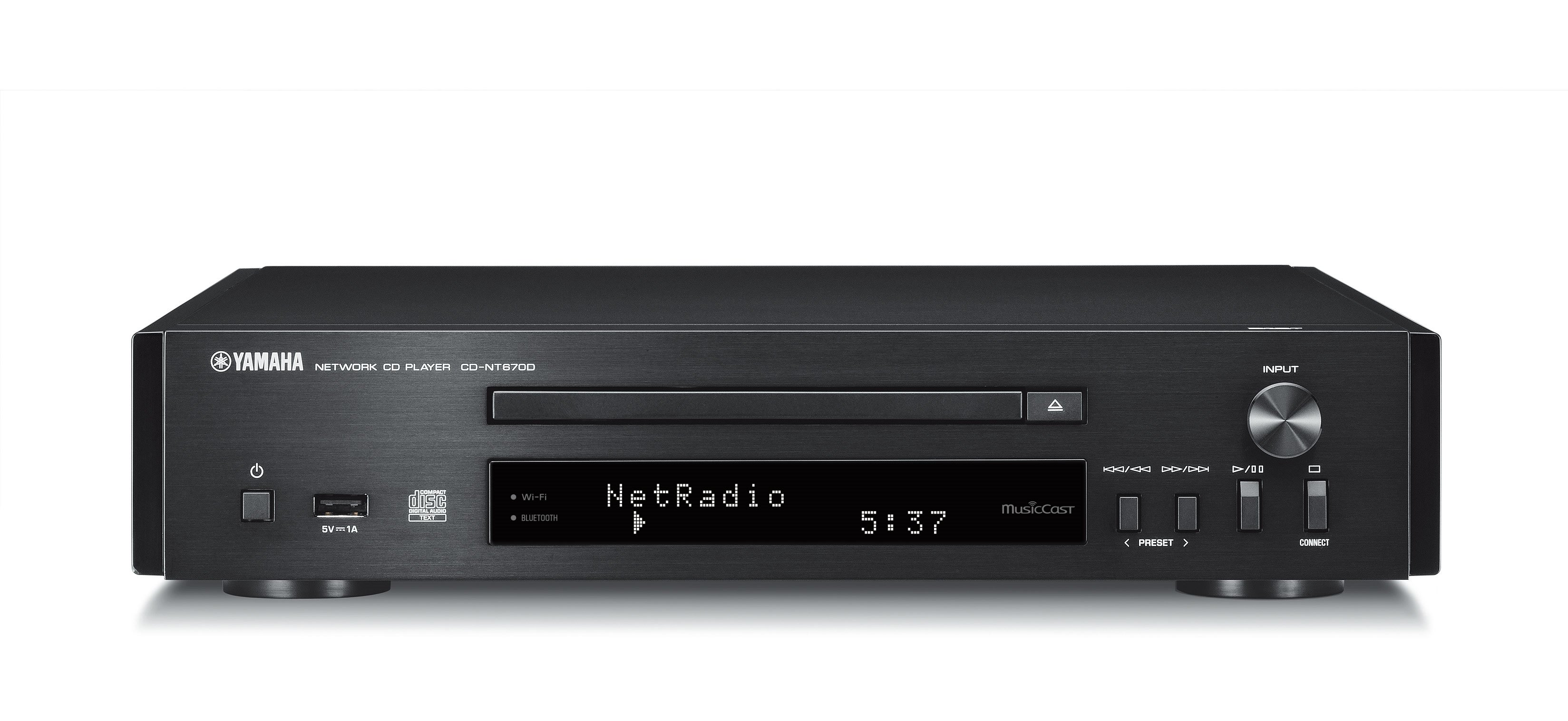 Yamaha Cdnt670d Streamer E Network Player Dolfi Hi Fi