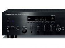 YAMAHA r-n803d rn803d rn 803d MODEL AMPLIFICATORE FINALE DI POTENZA STEREO MONO Proiettore sonoro digitale di rete LOUDSPEAKER MULTIMEDIA & STREAMING WIFI WI-FI WI FI WIRELESS SPEAKER streamer audiovideo Audio MODULO FM DAB FM/DAB+ alimentazione FM TUNER PREAMPLI PREAMPLIFICATORE STEREO STADIO PHONO MULTIMEDIA WIRELESS SPEAKERS PROEITTORE SONORO CANALE CENTRALE diffusore centrale LETTORE CD COMPACT DISC SINTONIZZATORE SINTOAMPLI SINTOAMPLIFICATORE AV A/V AUDIO VIDEO SINTOAMPLIFICATORI AMPLIFICATORE INTEGRATO sistema audio integrato INTEGRATED AMPLIFIER DIFFUSORE ACUSTICO coppia DIFFUSORI ACUSTICI CASSA ACUSTICA CASSE ACUSTICHE SOUND BAR SOUNDBAR BLURAY BLU RAY AUDIO/VIDEO SPECIAL EDITION SE SERVER DI RETE MUSICALE MUSICA MUSIC RIBASSI OFFERTA PROMOZIONE SCONTO SCONTATO OCCASIONE OUTLET DOLFI HI-FI FIRENZE FLORENCE HI FI FIDELITY HIGH END TOSCANA ITALIA Sintoamplificatore stereo con capacità di rete per l'accesso a tutte le frontiere dello streaming. Un prodotto in grado di coniugare grande qualità audio alla vasta gamma di collegamenti presenti. Gestiscilo con l'applicazione dedicata MusicCast e crea il tuo Multiroom senza fili abbinando tutti i prodotti Yamaha compatibili. Yamaha R-N803Dutilizza i prestigiosi DAC SABRE 9006AS 192 kHz / 24 bit (di ESS Technology) per assicurare un miglior rapporto segnale/rumore. Unito all'esclusivo modulo di rete Yamaha, ne risulta una accurata trasmissione delle sorgenti in alta risoluzione e una riproduzione musicale ricca di tutte le sfumature espressive e dell'ampia scena sonora di una sala concerto. Ottimizzazione estremaPrima assoluta per un sintoamplificatore Hi-Fi, R-N803D è dotato di tecnologia di autocalibrazione parametrica Yamaha YPAO, la stessa apprezzata soluzione utilizzata da Yamaha per i suoi sintoamplficatori AV. Misura la forma della stanza, i materiali delle pareti e la posizione dei diffusori per regolare automaticamente il suono e restituire la risposta e la musicalità ideali. Questo modello integra anche ulte