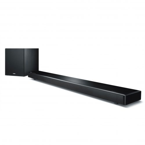 YAMAHA YSP2700 YSP 2700 YSP-2700 MODEL AMPLIFICATORE FINALE DI POTENZA STEREO MONO Proiettore sonoro digitale di rete LOUDSPEAKER MULTIMEDIA & STREAMING WIFI WI-FI WI FI WIRELESS SPEAKER streamer audiovideo Audio MODULO FM DAB FM/DAB+ alimentazione FM TUNER PREAMPLI PREAMPLIFICATORE STEREO STADIO PHONO MULTIMEDIA WIRELESS SPEAKERS PROEITTORE SONORO CANALE CENTRALE diffusore centrale LETTORE CD COMPACT DISC SINTONIZZATORE SINTOAMPLI SINTOAMPLIFICATORE AV A/V AUDIO VIDEO SINTOAMPLIFICATORI AMPLIFICATORE INTEGRATO sistema audio integrato INTEGRATED AMPLIFIER DIFFUSORE ACUSTICO coppia DIFFUSORI ACUSTICI CASSA ACUSTICA CASSE ACUSTICHE SOUND BAR SOUNDBAR BLURAY BLU RAY AUDIO/VIDEO SPECIAL EDITION SE SERVER DI RETE MUSICALE MUSICA MUSIC RIBASSI OFFERTA PROMOZIONE SCONTO SCONTATO OCCASIONE OUTLET DOLFI HI-FI FIRENZE HI FI FIDELITY HIGH END TOSCANA ITALIA   Progettato per accompagnare i film con un'eccezionale qualità del suono. Compatibile MusicCast per un nuovo approccio alla musica. YSP-2700 regalerà un ascolto piacevole e di grande impatto al vostro ambiente. Tecnologia Digital Sound Projector con 16 altoparlanti in grado di riprodurre un suono a 7.1 canali MusicCast per creare il tuo ambiente musicale Subwoofer wireless per bassi ricchi e profondi IntelliBeam™ attiva automaticamente il campo sonoro ottimale per ogni stanza 10 programmi CINEMA DSP Decodifica dei formati Audio HD (Dolby TrueHD®, DTS-HD®) Supporta la musica in alta risoluzione fino a 192 kHz / 24-bit (Flac / WAV / AIFF) HDMI (3 in /1 out) con pass through 4K60p e HDCP2.2 Bluetooth® per lo streaming wireless della musica Supporto uscita Bluetooth per sincronizzare YSP-2700 con altri prodotti Bluetooth AirPlay® permette lo streaming musicale da Mac, PC, iPod®, iPhone®, iPad® Supporto per radio web e altri servizi musicali streaming Controllo facile tramite App (MusicCast CONTROLLER) Compressed Music Enhancer Clear Voice rende i dialoghi di facile comprensione Menu su schermo in 10 lingue (Giapponese, Inglese, Tedesco, Francese, Italiano, Spagnolo, Olandese, Svedese, Russo, Turco) Certificazione Control4 Staffa per montaggio a muro SPM-K20 (opzionale)