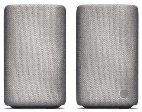 diffusore Bluetooth portatile STEREO - ogni diffusore è stereo con altoparlante full range e subwoofer - Bluetooth - AUX IN - Controllo 'Gesture' Vivavoce - 24 ore di batteria - Ricarica USB