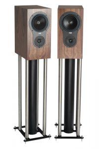 rx1-walnut black mega loudspeaker mega diffusori cassa acustica dolfihifi dolfi hifi dolfi hi-end firenze offerta sconti bookshelf stand 2 vie sconto offerta discount