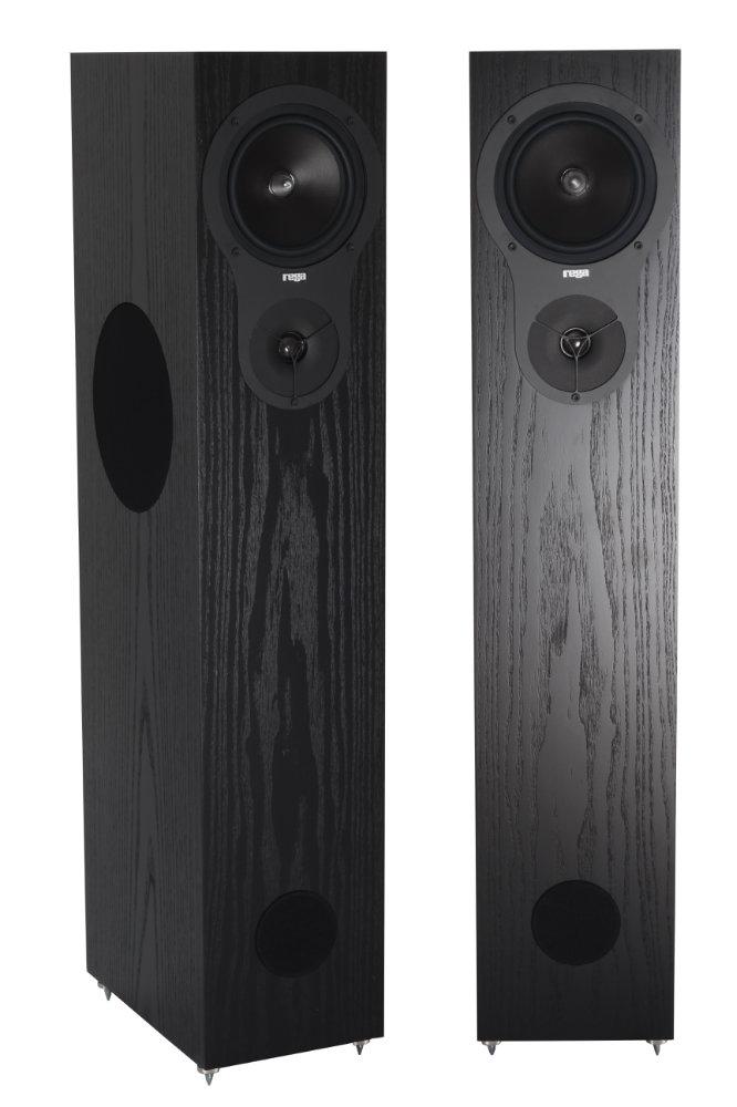 rx3-black-ash RX3-walnut black rega loudspeaker rega diffusori cassa acustica dolfihifi dolfi hifi dolfi hi-end firenze offerta sconti bookshelf stand 2 vie sconto offerta discount