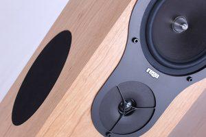 RX3-walnut black rega loudspeaker rega diffusori cassa acustica dolfihifi dolfi hifi dolfi hi-end firenze offerta sconti bookshelf stand 2 vie sconto offerta discount