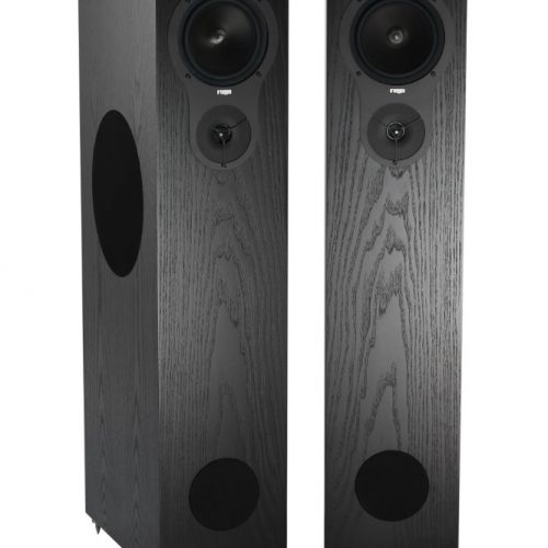 rx5-black-ash-no-grilles-RX5-walnut black rega loudspeaker rega diffusori cassa acustica dolfihifi dolfi hifi dolfi hi-end firenze offerta sconti bookshelf stand 2 vie sconto offerta discount