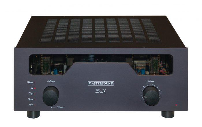 master sound master sound amplificatore stereo a valvole master sound box dolfihifi dolfi hifi firenze hi-end hifi hi-fi prezzo speciale offerta sconto