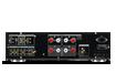 PM8006 AMPLIFICATORE STEREO AMPLIFIER MARANTZ OFFERTA PROMOZIONE SCONTO SCONTATO OCCASIONE OUTLET DOLFI FIRENZE HI FI HIGH END TOSCANA ITALIA 2 x 70 Watt (8 Ohm RMS) / 100 Watt (4 Ohm RMS),Circuito di amplificazione Current Feedback, Circuito buffer di ingresso a componenti discreti, Trasformatore toroidale, Diodi shottky di elevate prestazioni, Circuitazione proprietaria di Marantz HDMA-SA3, Prese di ingresso e uscita placcate oro, Selezione diffusori acustici A/B, Ingresso Phono MM, 5 ingressi Linea / 2 uscite linea, Cavo di alimentazione IEC separabile, Terminali Remote In/Out Marantz, Controllo di toni (Bassi/Acuti), Controllo di bilanciamento, Spegnimento automatico