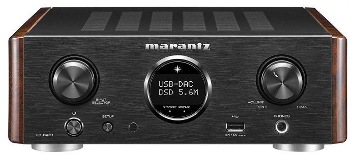 Marantz hd dac1 dolfi hifi dolfihifi dolfi hi-end digital converter dac headphones amplifier amplificatore per cuffia sconto offerta prezzo speciale firenze