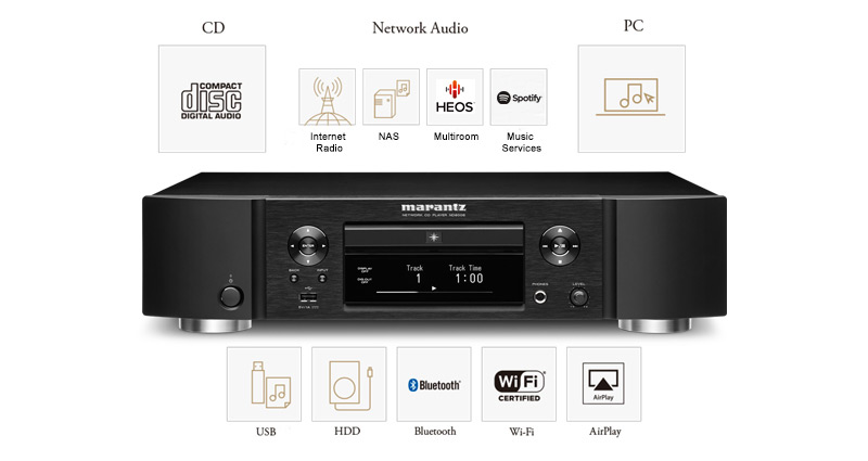 MARANTZ ND8006 marantz-nd8006-lettore cd-network player-dolfihifi-dolfi hi-end- permuta prezzo speciale sconto offerta Firenze